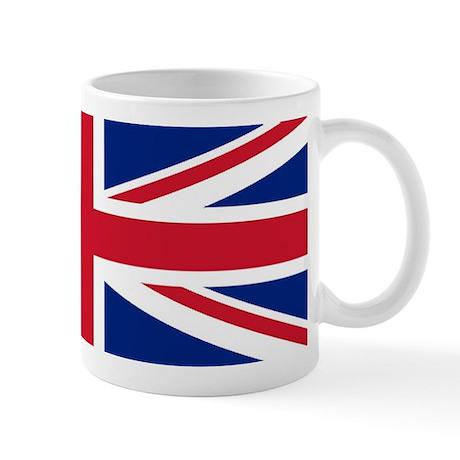 Union Jack, British Tea Mug
