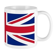 Union Jack, British Tea Small Mug