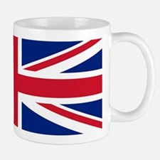 Union Jack, British Tea Small Small Mug