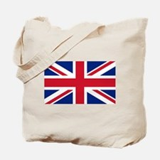 Tote Bag with British Flag