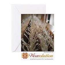 Weavolution Greeting Cards (Pk of 10)