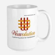 Weavolution Large Mug
