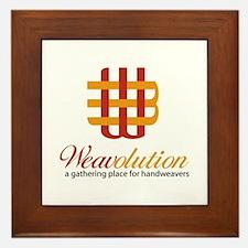 Weavolution Framed Tile