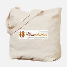 Weavolution Tote Bag