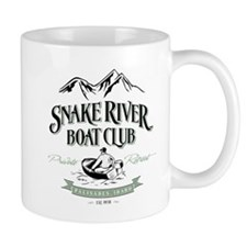 Snake River Boat Club Mug