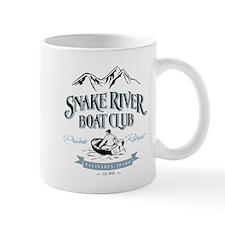 Snake River Boat Club Mug