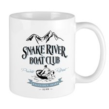 Snake River Boat Club Small Mug