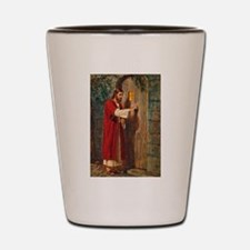 Jesus Knocks On The Door Shot Glass