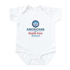 Health Care Reform Infant Bodysuit