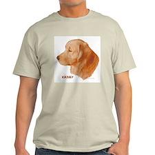 Kasey Ash Grey T-Shirt
