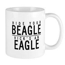 Cute Hide your beagle Mug