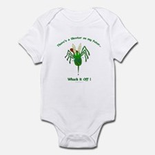 Whack it Off Infant Bodysuit