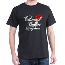 Edward Cullen Has My Heart T-Shirt