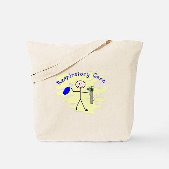Respiratory Therapy 6 Tote Bag