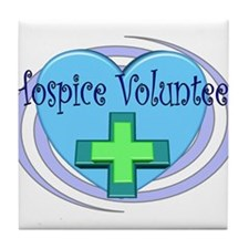 Hospice II Tile Coaster