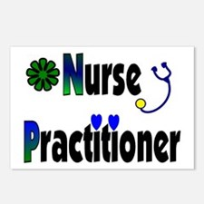 nurse practitioner Postcards (Package of 8)