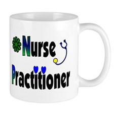 nurse practitioner Mug