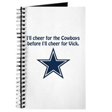I'll Cheer for the Cowboys Be Journal