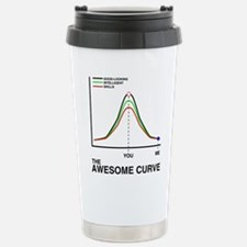 The Awesome Curve Stainless Steel Travel Mug