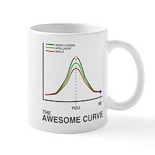 The Awesome Curve Mug