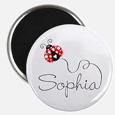 Ladybug Sophia Magnet