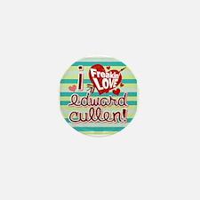 I Freakin LOVE Edward Cullen Mini Button