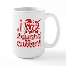 I Freakin LOVE Edward Cullen Mug