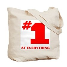 ALWAYS FIRST Tote Bag