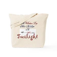 oddFrogg Twilight Valentine's Tote Bag