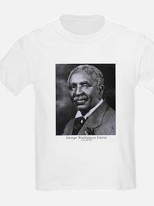 George Washington Carver Kids T-Shirt