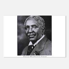 George Washington Carver Postcards (Package of 8)