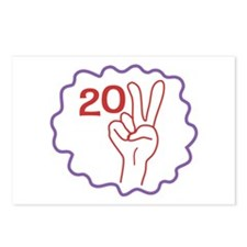 2011 Peace Sign Postcards (Package of 8)