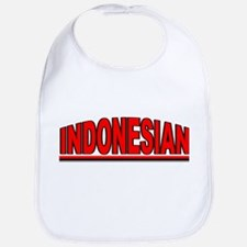 """Indonesian"" Bib"
