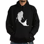 The Rogue Mermaid Hoodie (dark)