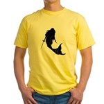 Rogue Mermaid Yellow T-Shirt