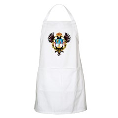 Valencia Coat Of Arms BBQ Apron