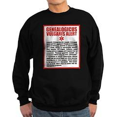 Genealogicus Vulgaris Sweatshirt