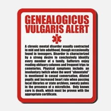 Genealogicus Vulgaris Mousepad