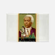 Benjamin Banneker Rectangle Magnet