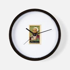 Benjamin Banneker Wall Clock