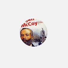 Elijah McCoy Mini Button