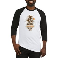 Palm Tree California Baseball Jersey