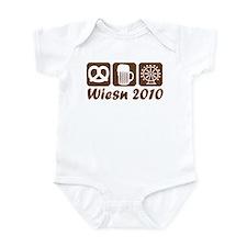 Oktoberfest 2010 Infant Bodysuit