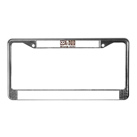 Oktoberfest 2010 License Plate Frame