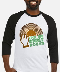 Spin Me Right Round Baseball Jersey