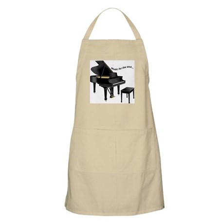 Music for the Soul BBQ Apron
