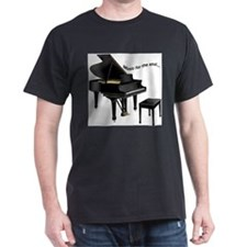 Music for the Soul Black T-Shirt