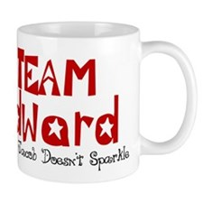 Team Edward Jacob doesn't spa Mug