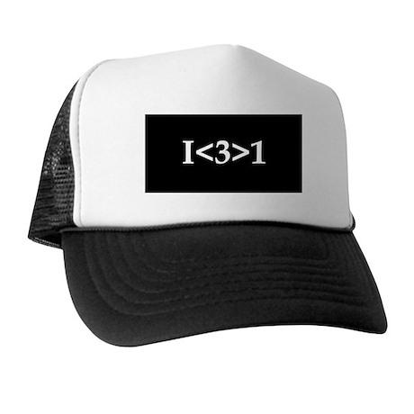 I<3>1 Trucker Hat