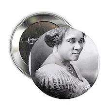 Madame C.J. Walker Button